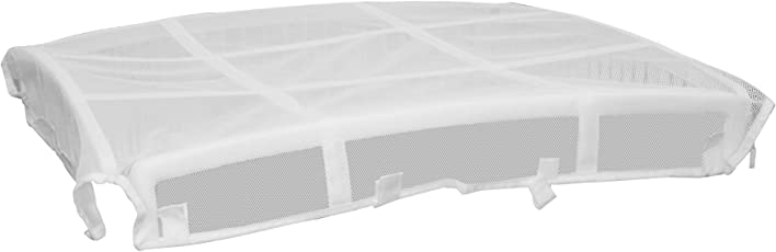 IRIS 24'' Exercise 4-Panel Pet Playpen Roof, White