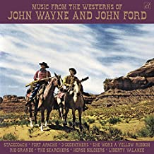 MUSIC FROM THE WESTERNS OF JOHN WAYNE AND JOHN FORD: 3CD BOXSET
