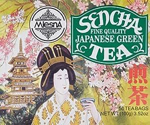 Mlesna Sencha Japanese Green Tea Bag, 100g