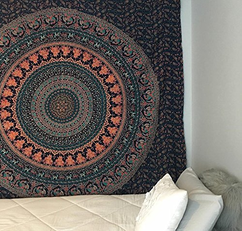 indian-hippie-gypsy-bohemian-psychedelic-cotton-mandala-wall-hanging-tapestry-multi-color-twin-size