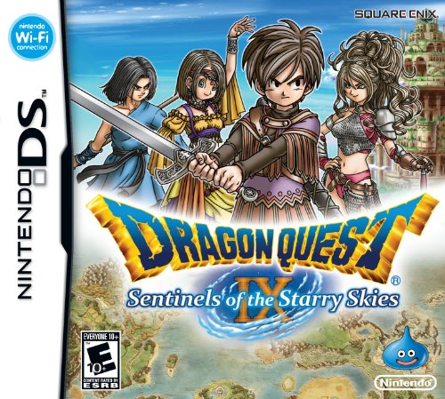 Dragon Quest IX Sentinels of Starry Skies (Nintendo DS) [importación inglesa]