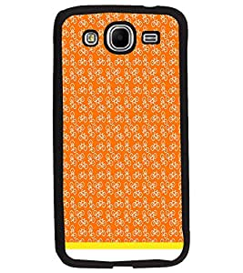 PrintDhaba Cycle Pattern D-1483 Back Case Cover for SAMSUNG GALAXY MEGA 5.8 (Multi-Coloured)