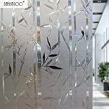 linea fix dekorfolie statische fensterfolie bambus 46 x 150 cm. Black Bedroom Furniture Sets. Home Design Ideas