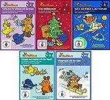 Die Sendung mit der Maus - DVD 6 bis 10 im Set - Deutsche Originalware [5 DVDs]