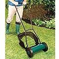 Hand Push Manual Garden Lawn Mower