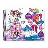Style Me Up - Carnet de Coloriages pour Filles avec Crayons de Couleurs,...