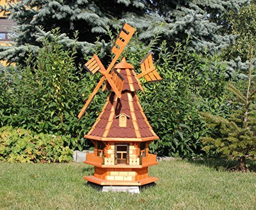 Schöne Windmühle, rot Typ 4.1