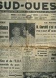 Telecharger Livres SUD OUEST 21 MAI 1953 N 2717 INCERTITUDE SUR LE SORT DU GOUVERNEMENT LE FOREIGN OFFICE DEMENT LES GREVES DU GAZ ET DE L EDF ONT AFFECTE L ENSEMBLE DU PAYS (PDF,EPUB,MOBI) gratuits en Francaise