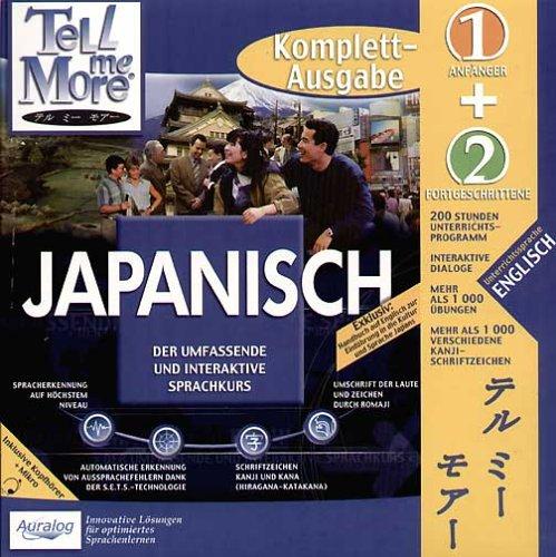 Tell me more 5.0 - Japanisch Komplett