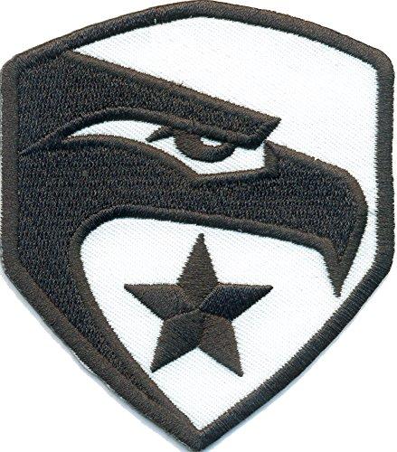 GI JOE SWAT Special Force Uniform Kostüm Aufnäher Abzeichen Patch Aufbügler
