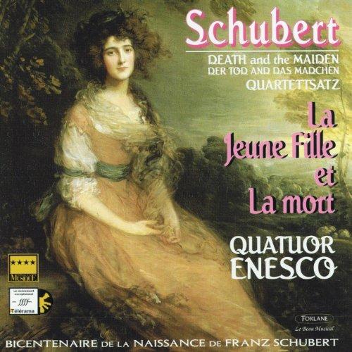 Franz Schubert : La jeune fille et la mort. Quartettsatz