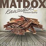 Rinderdörrfleisch 1000g Beutel - made in Germany -