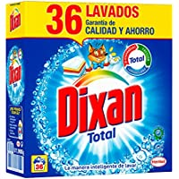 Dixan Detergente en Polvo - 36 Lavados (1,98 Kg)