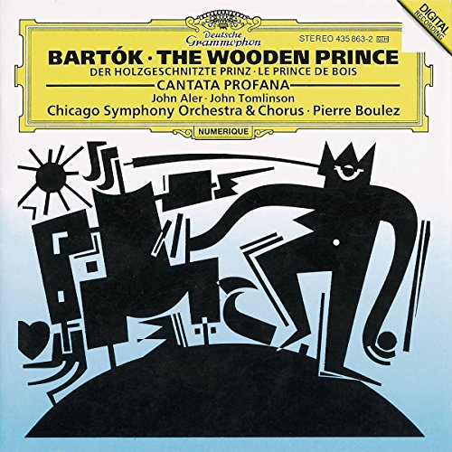 Image of Bartok: The Wooden Prince
