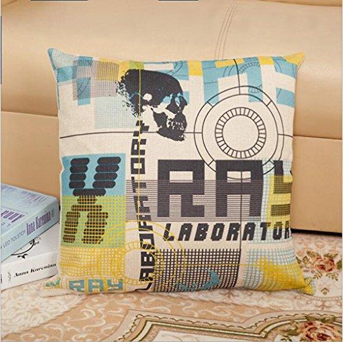 Longless Linge de haute qualité automobile oreiller canapé-lit reste oreiller kit