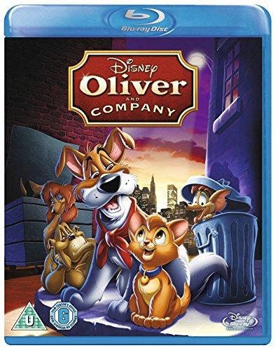 Oliver * Company [Blu-ray] [UK Import]