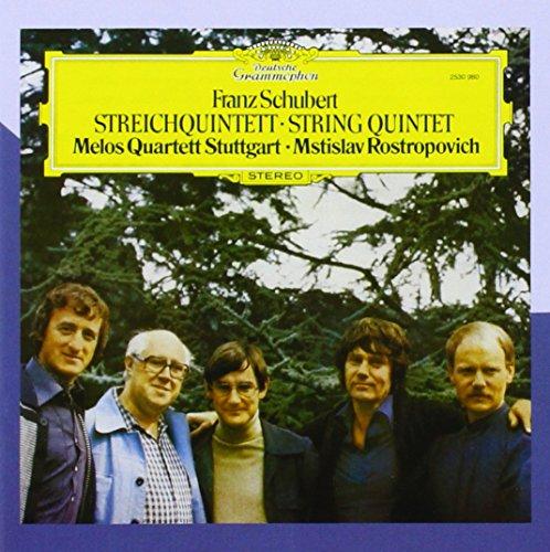 Schubert: String Quintet D 956 Test