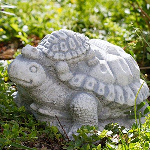 Engelfigur Kantenhocker Garten winterfest Skulptur Figur Haus Dekoration