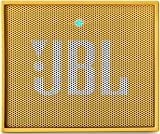JBL Go Portable Wireless With Mic Bluetooth Speaker, Yellow