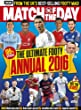 Match of the Day Annual 2016 (Annuals 2016)