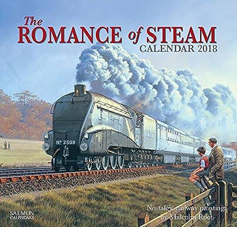 Die Romantik Dampf Kalender 2018–Academy Serie