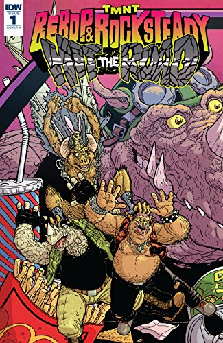 Teenage Mutant Ninja Turtles: Bebop & Rocksteady Hit the ...