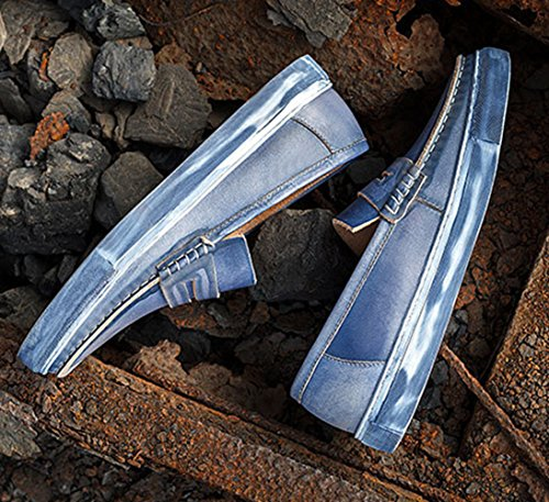 Icegrey Brogue Uomo Blue