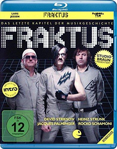 Fraktus (Blu-ray) -