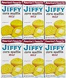 Jiffy Corn Muffin Mix 240 g (6-Pack)