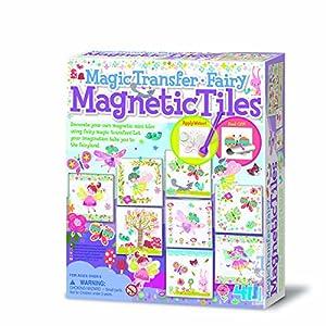 4m 00-04685-Magic Transfer Fairy magnitic Tiles