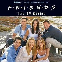 Friends The TV Series Official 18-Month 2014 Calendar
