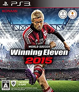 World Soccer Winning Eleven 2015 - édition standard [PS3]