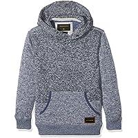 Quiksilver Keller Boy's Sweatshirt Light Grey Heather