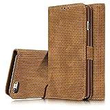 Best Iphone6plus Cases - iPhone6Splus Case SITCO Flip Wallet Leather Case Phone Review