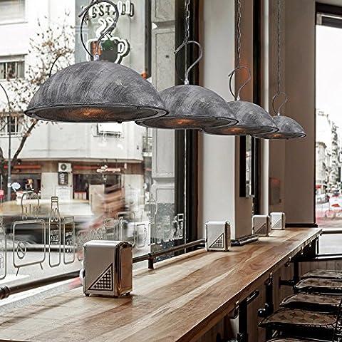 FEI&S retrò sala da pranzo lampadario personalità creative nel villaggio americano ferro battuto pot bar balcone lampadari di antiquariato lampade industriali,A,con il migliore servizio