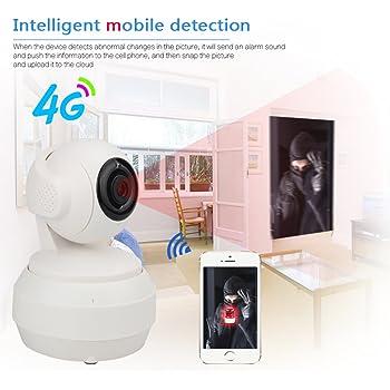 3G 4G gsm Tarjeta SIM Cámara IP Móvil HD CCTV 960P 1.3mp Cámara de Video