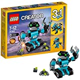 LEGO - 31062 - Creator - Jeu de Construction - Le Robot Explorateur