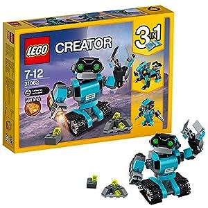 612VvQpdZlL. SS300  - LEGO Creator - Robot Explorador (31062)
