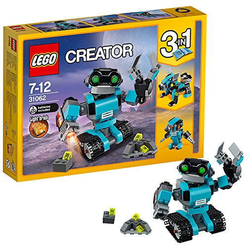 612VvQpdZlL - LEGO Creator Robot explorador (31062)