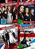 The Royals Staffel 1-4 (12 DVDs)