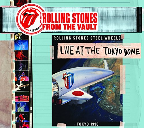 From the Vault: Live at the Tokyo Dome 1990 (With DVD)