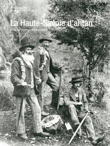 La haute-Savoie d'antan