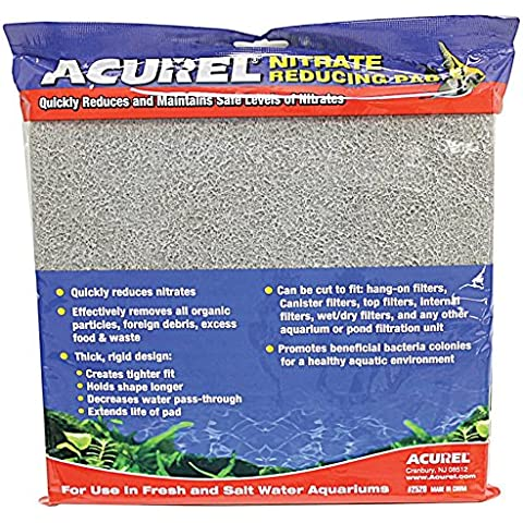 Nitrate Remover Infused Media Pad 10x18