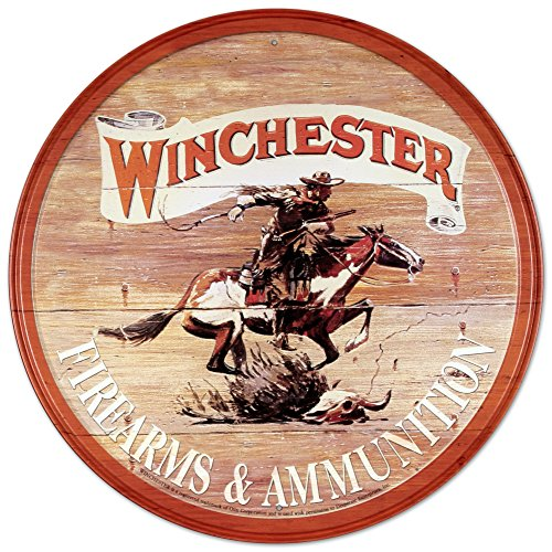 plaque-en-metal-plaque-circulaire-winchester-30-x-30-cm