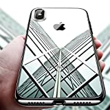 iPhone X Hülle, KKtick Apple iPhone X Handyhülle Kratzfeste Case Drop Resistance TPU Bumper Case...