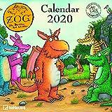 2020 Zog Mini Grid Calendar