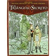 El triángulo secreto 2 (Biblioteca gráfica)