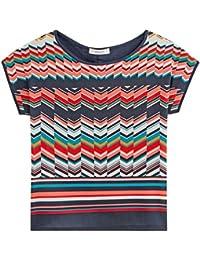 Promod Gemustertes T-Shirt