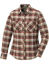 Pinewood Flanellbluse Felicia - Camisa / Camiseta para mujer, color multicolor, talla XS