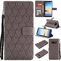 Samsung Galaxy Note 8 Hülle,Handyhülle Samsung Galaxy Note 8 Lederhülle Wallet Case Geldbörse Flip Folio Hülle... preisvergleich bei billige-tabletten.eu